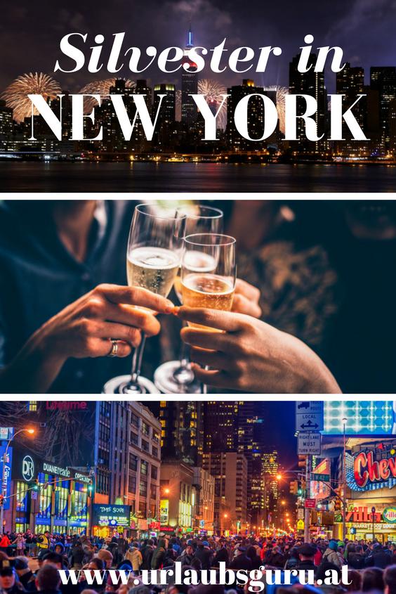 silvester in new york das k nnt ihr erleben in 2019. Black Bedroom Furniture Sets. Home Design Ideas
