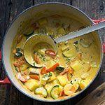 Indisches Fisch-Curry - Madame Cuisine