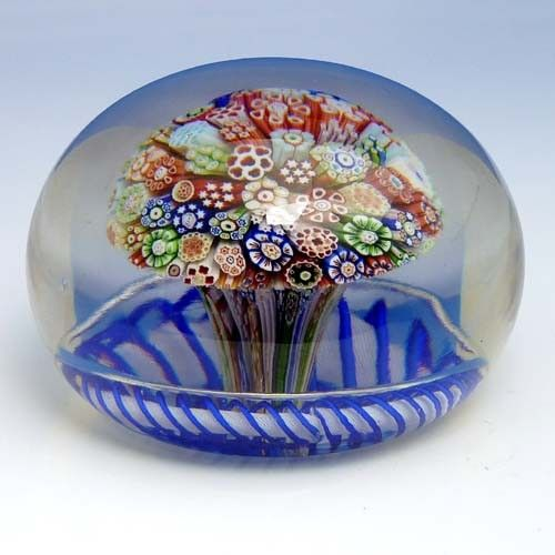 1000  images about millefiori on Pinterest | Glass paperweights ...