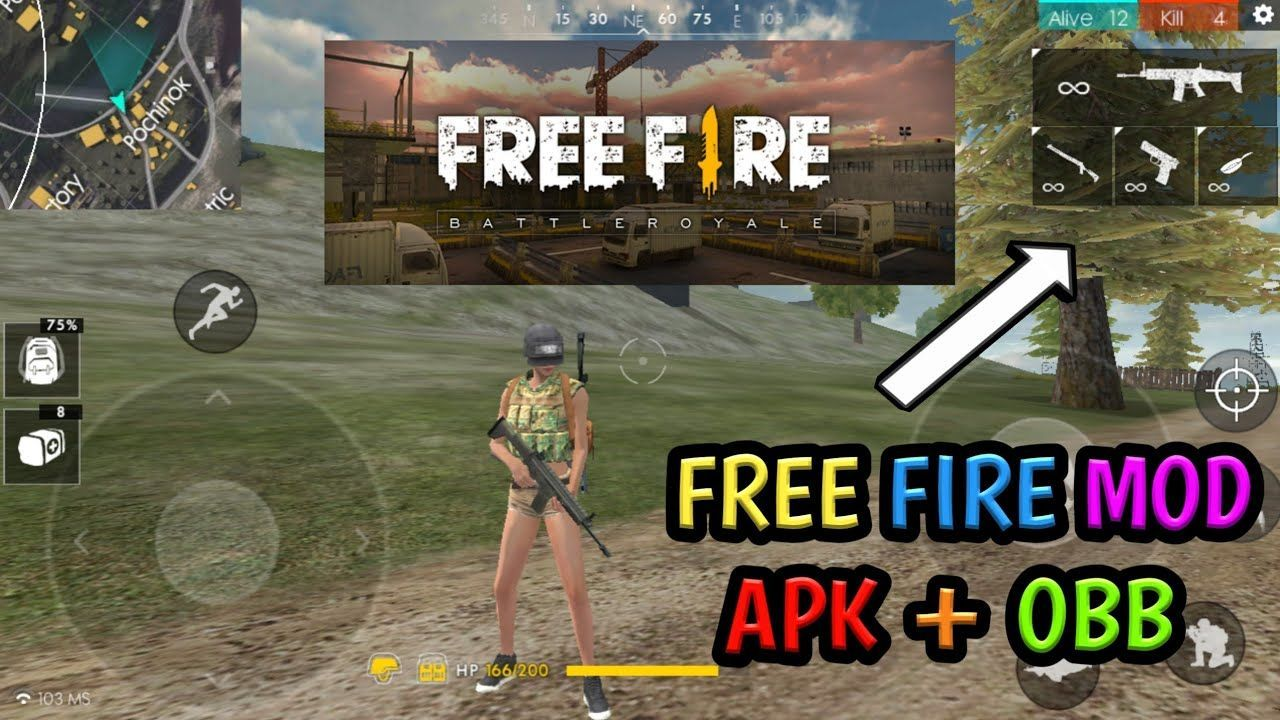 Garena Free Fire Hack Get 999 999 Diamonds And Coins Tutorial