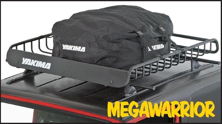 Yakima 8007080 Megawarrior Gear Basket 4x4
