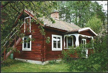 A Swedish House.see The Srairs