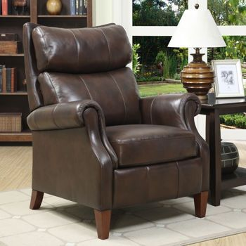 Jackson Top Grain Leather Pushback Recliner (Costco) & Jackson Top Grain Leather Pushback Recliner (Costco) | For the ... islam-shia.org