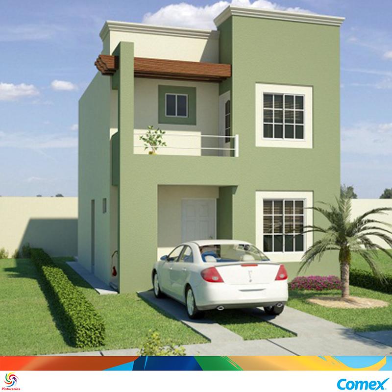 Detalles para la casa decora tu casa cmo decorar un - Casas color verde ...