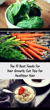 Lebensmittel Für Haarwachstum