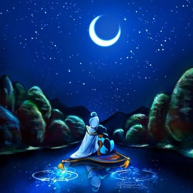 A Whole New World Disney Artwork Disney Wallpaper Disney Art