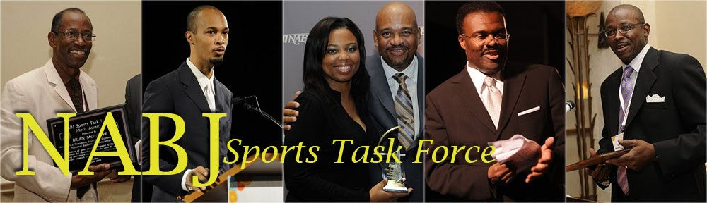 Sports Task Force programming for 2012 NABJ convention and