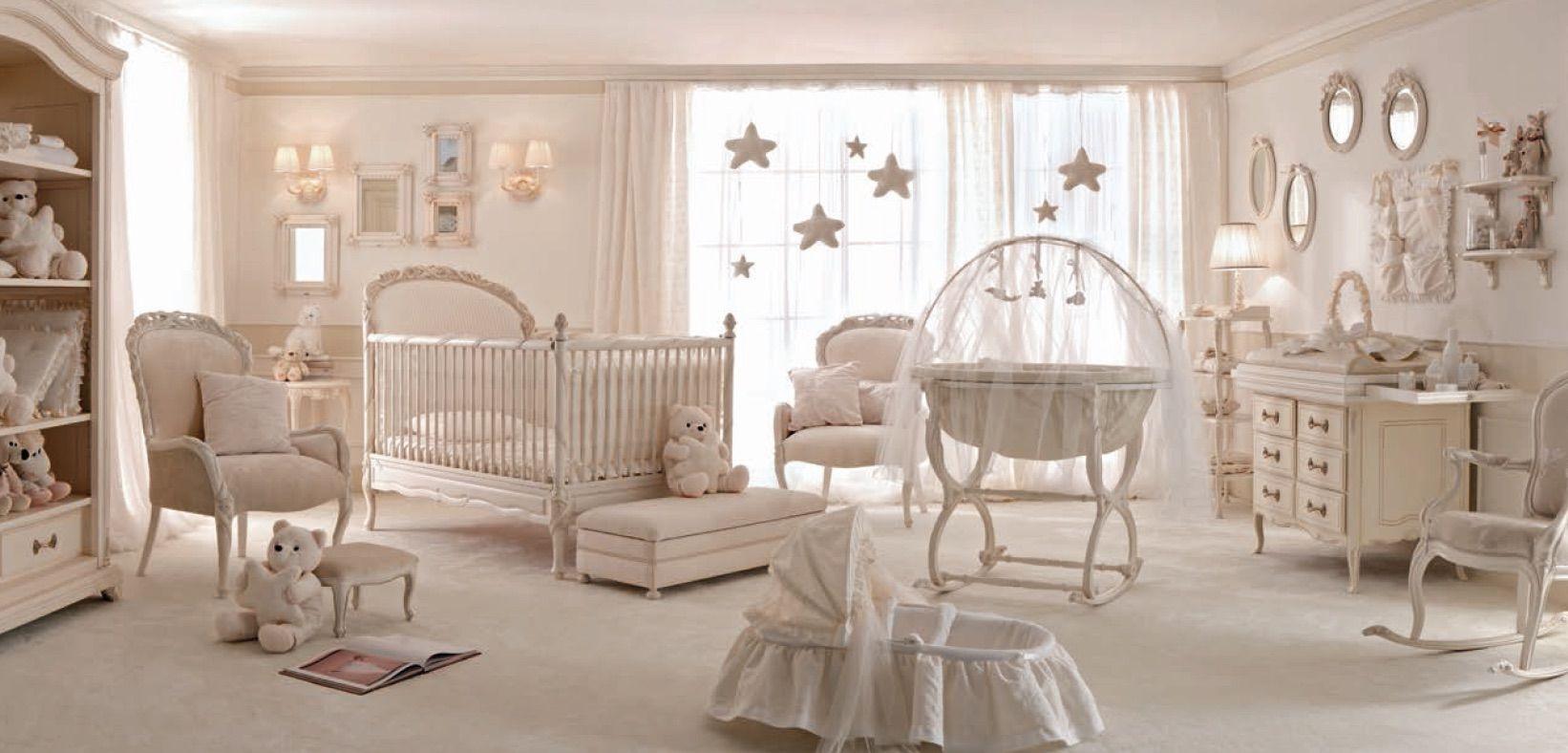 Newborn Kamar Tidur Anak Anak Kamar Bayi Kembar Ruangan Bayi Luxury newborn baby room