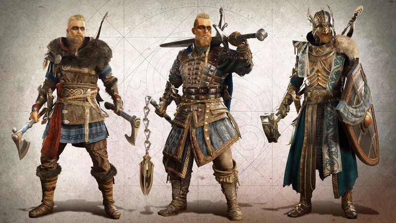 Assassin S Creed Valhalla Character Customization In 2020 Assassins Creed Assassin S Creed Assassins Creed Artwork