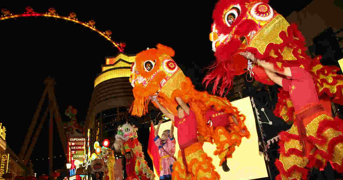 Chinese New Year Las Vegas in 2020 Chinese new year