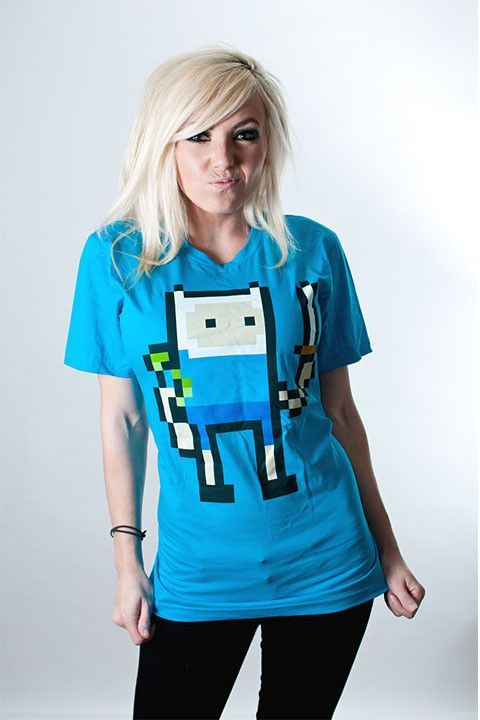 Chic: Geek Fashion Inspired by Adventure Time exclusive photo