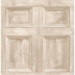 Wood Panel Wallpaper Cream / Light Beige (FD31054)