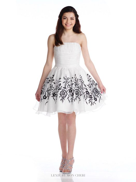 7004070d6 Lexie by Mon Cheri | Preteen | Party Dress Express | 657 Quarry Street |  Fall River, MA | Order online or by phone | partydressexpress.