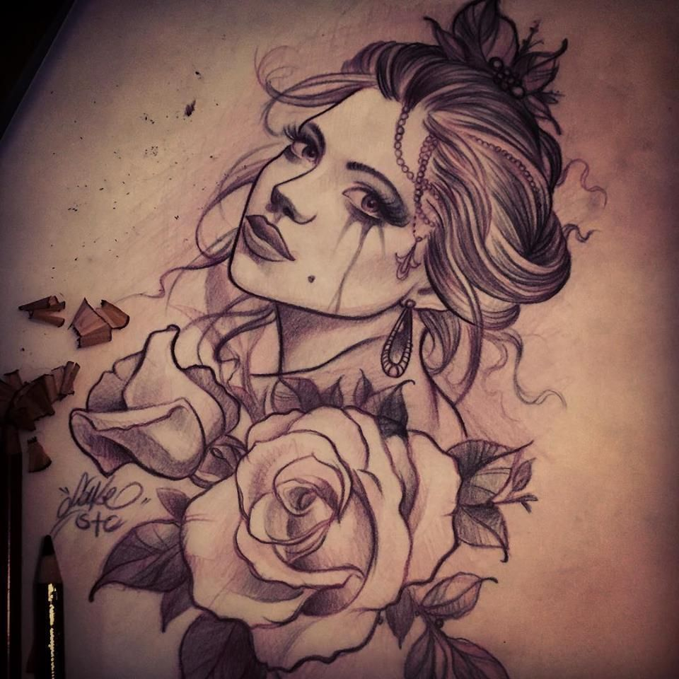 Fresh Realistic Sketch From Sake Realistic Realism Portrait Sketch Design Pencil Paper Drawing Artwork Sake Tattoo Tattoos Realism Tattoo