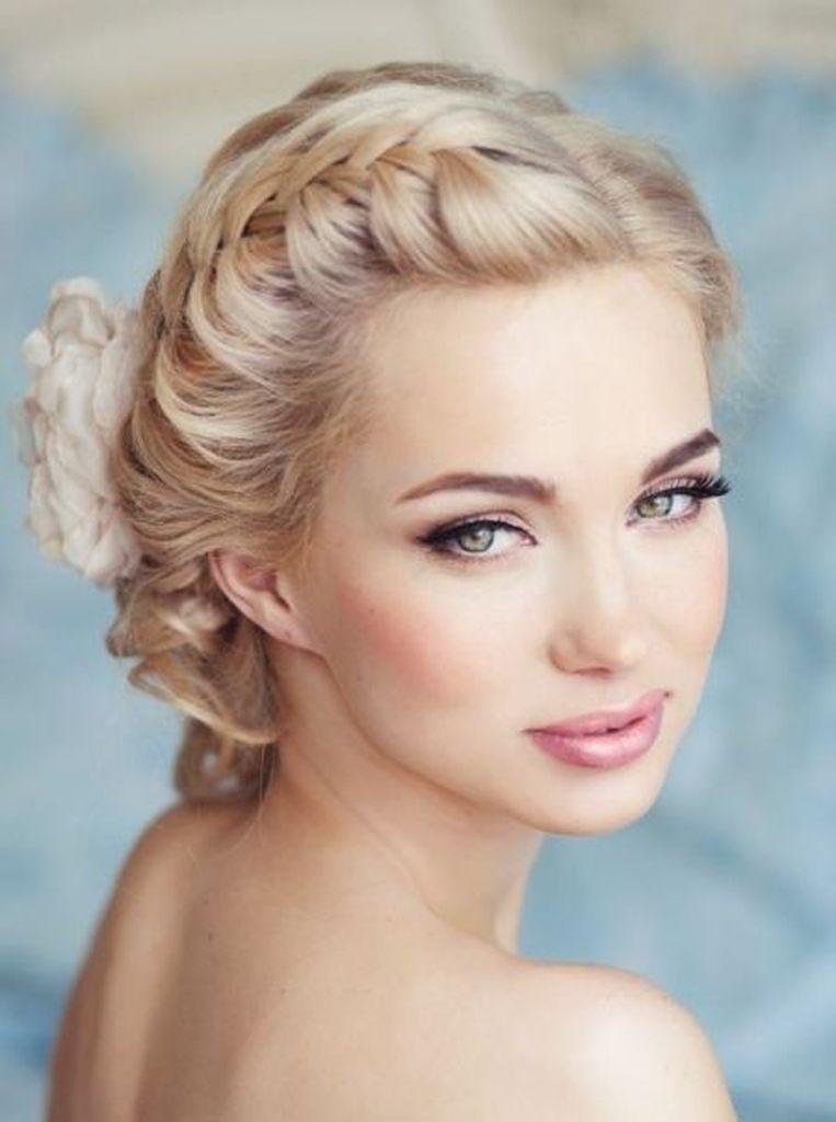 38 Natural and Attractive Wedding Makeup Looks | Elegant ...