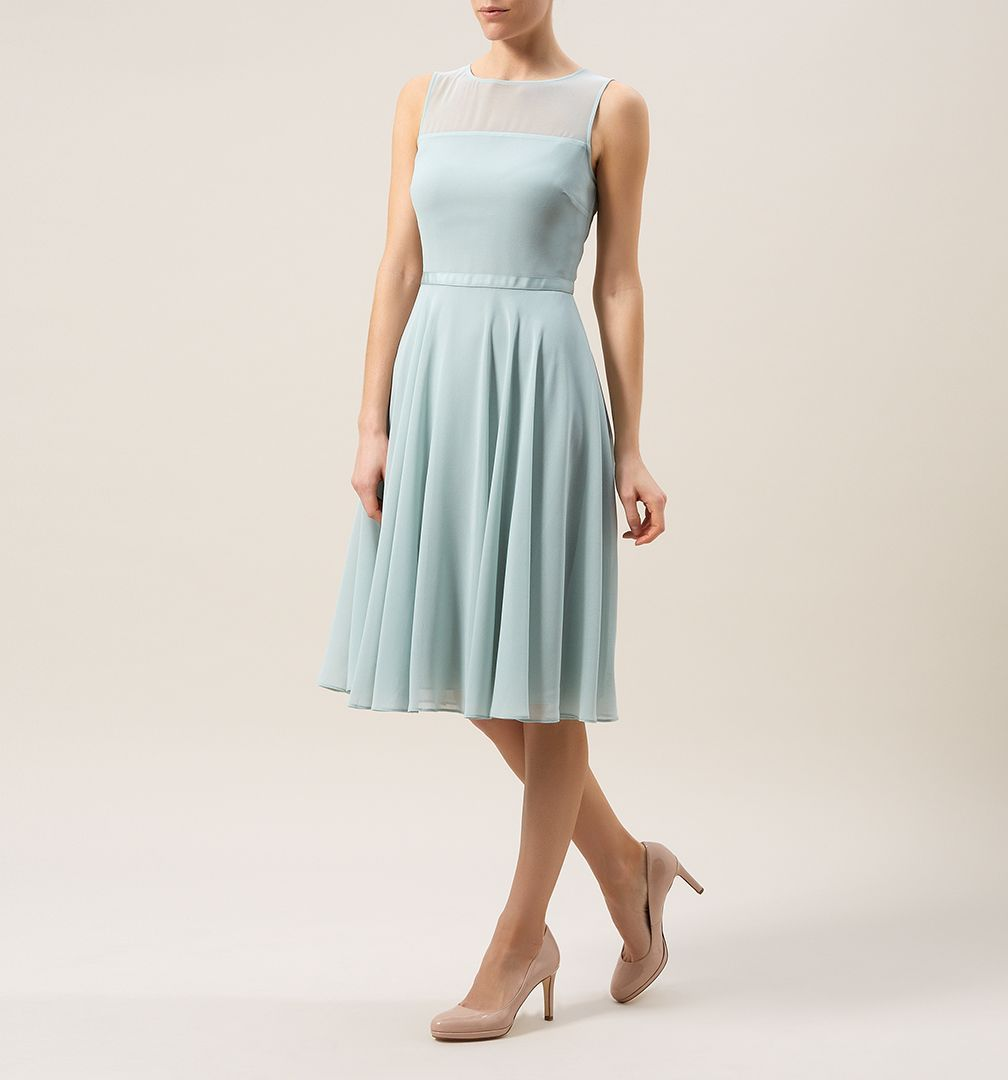 Green Abigale Dress | Occasion Dresses | Dresses | Hobbs | weddings ...