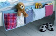 Hanging Bed Organiser