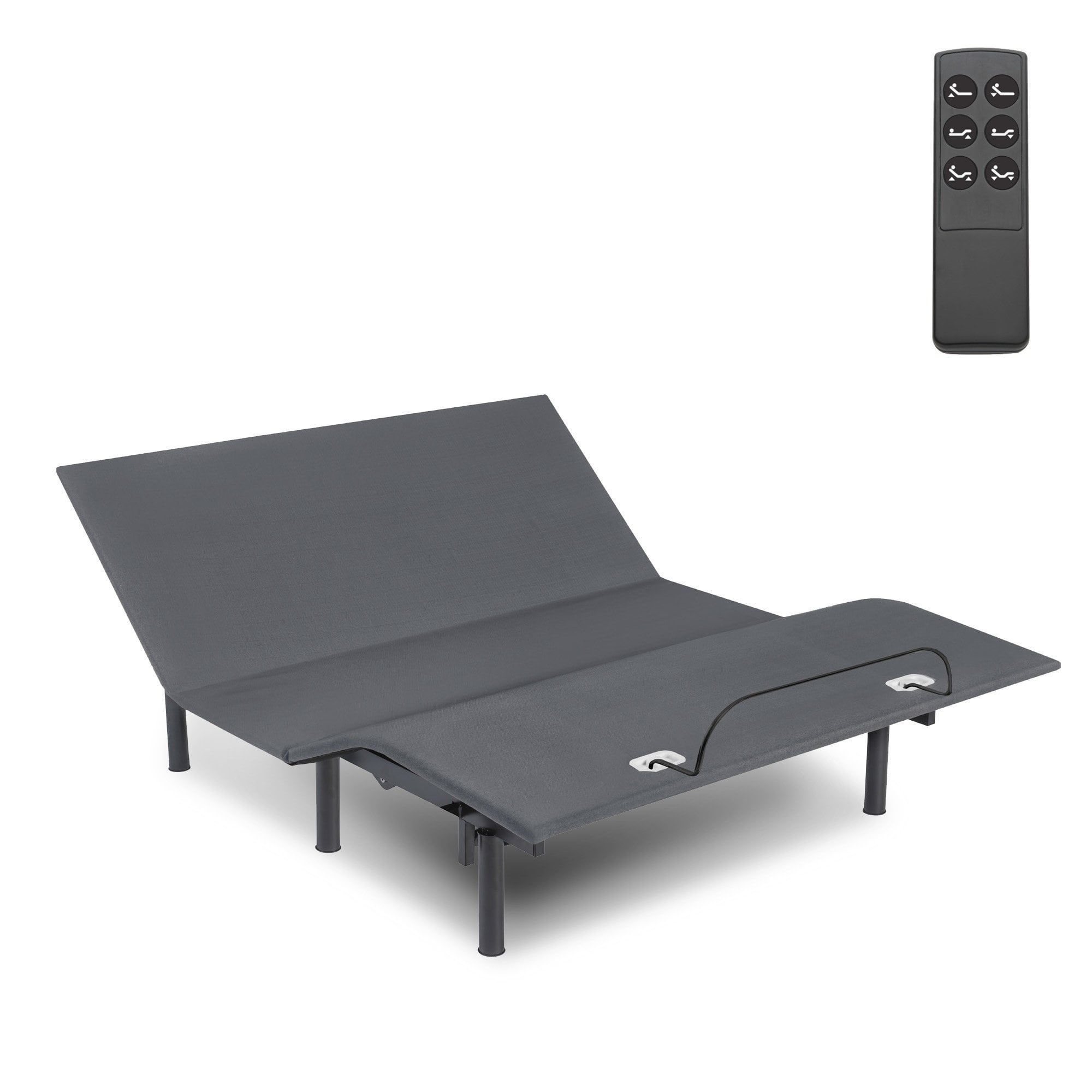 Symmetry EZ Adjustable Bed Base with Head and Foot