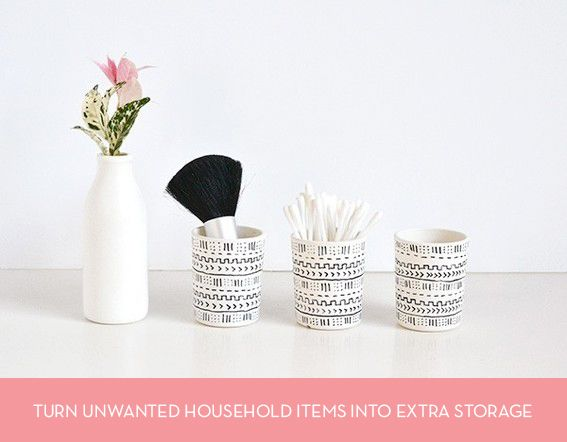 14 Clever Ways to Create Extra Storage Using Everyday Objects » Curbly | DIY Design & Decor