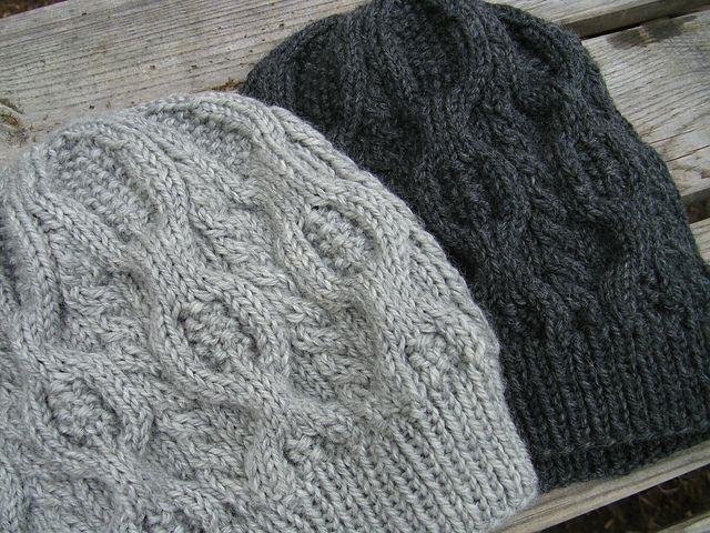 ca4427f7b22 Ravelry  Project Gallery for Brambles Beret pattern by Amanda Muscha Knitting  Hats
