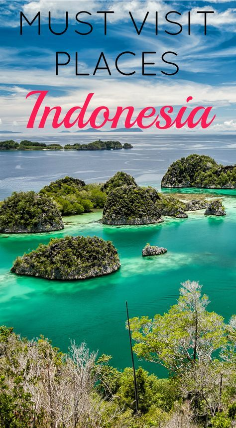Must visit places in Indonesia. We've been lucky to spend several weeks exploring this country and while we've only scratched the surface, we've uncovered many special places. This guide is not exclusive to all the wonder on offer in Indonesia but we're hoping it will provide you with the inspiration you need to plan your own adventures to this fabulous country. Click to read more http://www.divergenttravelers.com/must-visit-places-in-indonesia/
