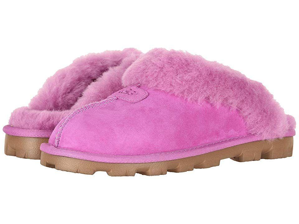 UGG Coquette Indoor Pink Slippers