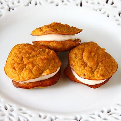 Pumpkin Pie Cookies - 4 Ingredients; Gluten Free