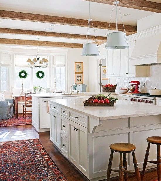 kitchen gutter rooster rugs for the i love exposed wood get your minds out of ladies