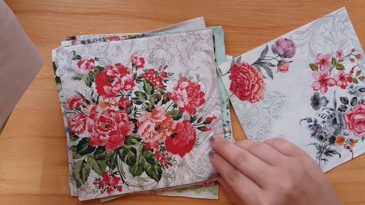 Pin By Sabina Druchlinska On Kartki Decoupage Tutorial Scrapbook