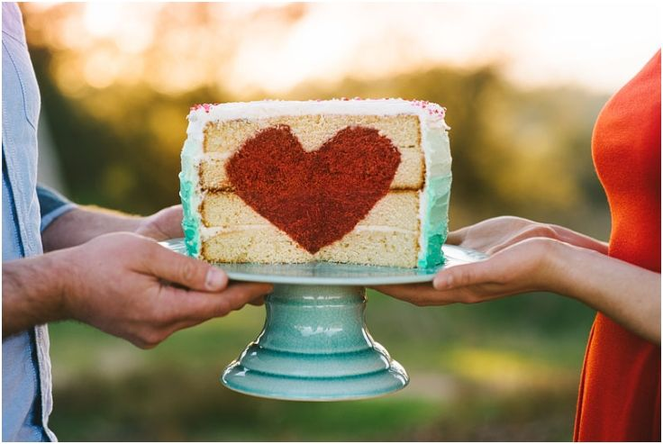 #Heart #Cake 15 #Desserts With #Hidden #Hearts | All #Yummy #Recipes
