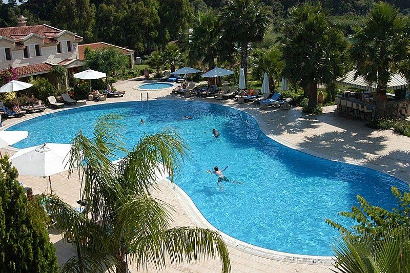 Lykische Küste: (H Charme) Dalyan Resort DALYAN