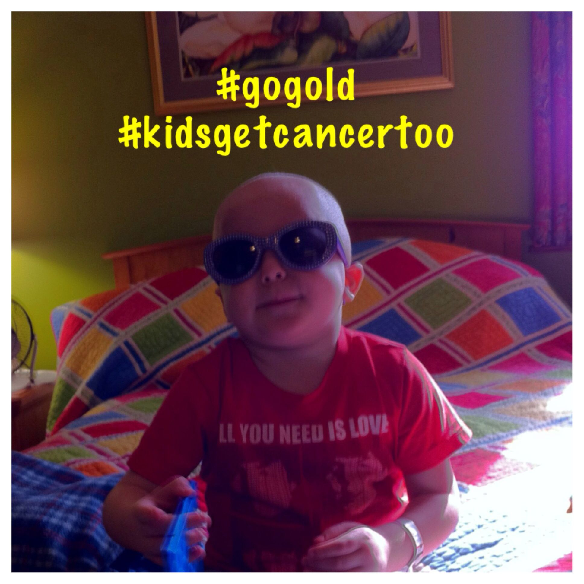 Childhood Cancer Awareness Team Lucy On Facebook 2 Kids A Taco