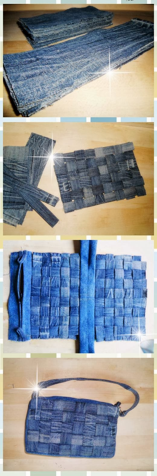 My DIY Projects: Diy Small Checkerboard Bag | My Home Decor ...