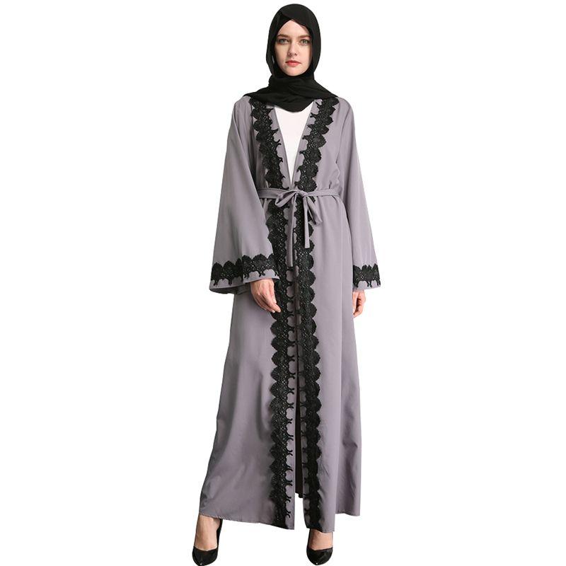 18d64b608 Babalet Womens  Elegant Modest Muslim Islamic Dubai Jilbab Long ...
