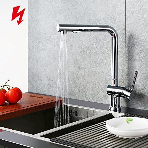 Homelody® Chrom Niederdruck Armaturen Wasserhahn Spültisc Die - niederdruck armaturen k che