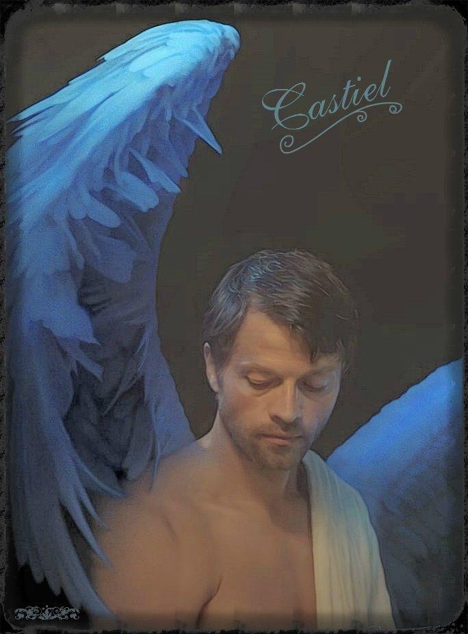 Castiel / Supernatural by cjlutje.deviantart.com on @DeviantArt