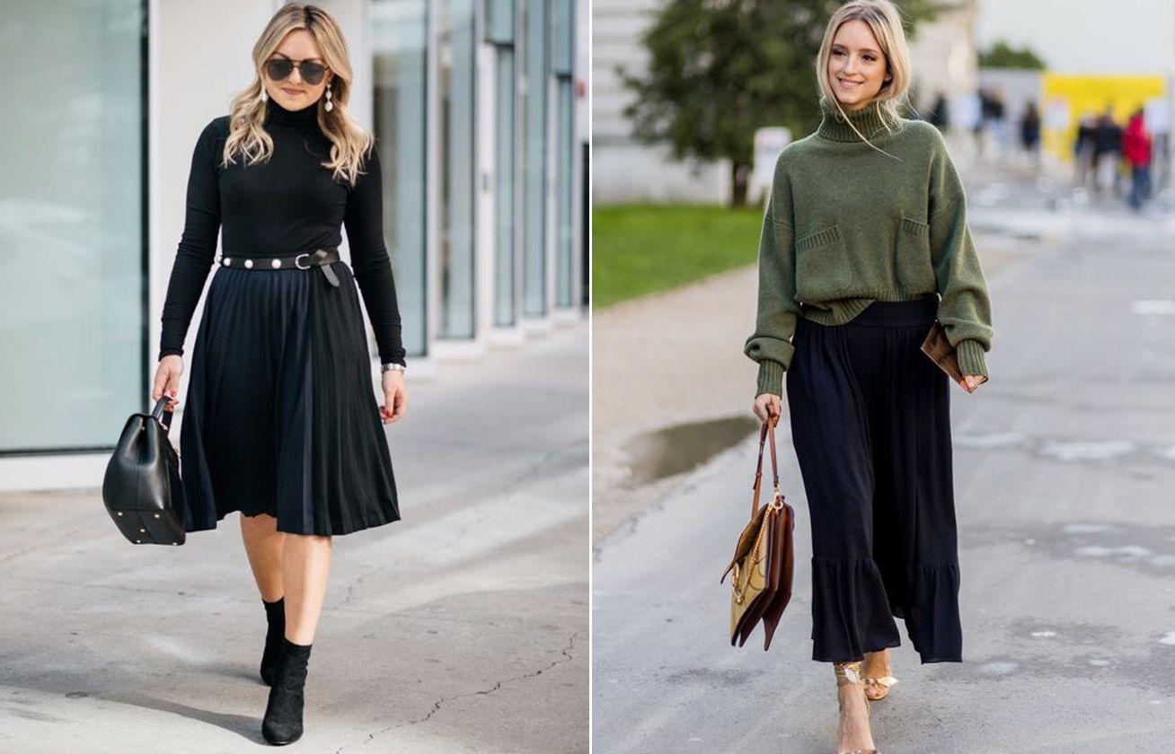 74ffc86c41 Így viseld a kötött holmikat, hogy ne kövérítsenek! | Fashion / Divat |  Sleeves, Fashion és Blouse