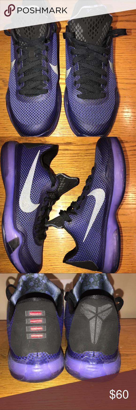 Nike Kobe 9 low size 6   Nike kobe