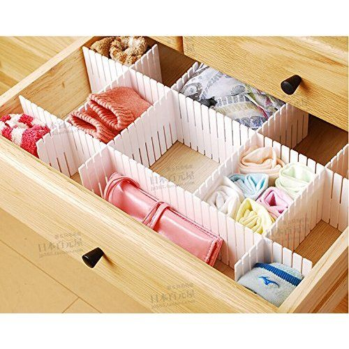Adjule Drawer Dividers And Organizer By Drawerzen