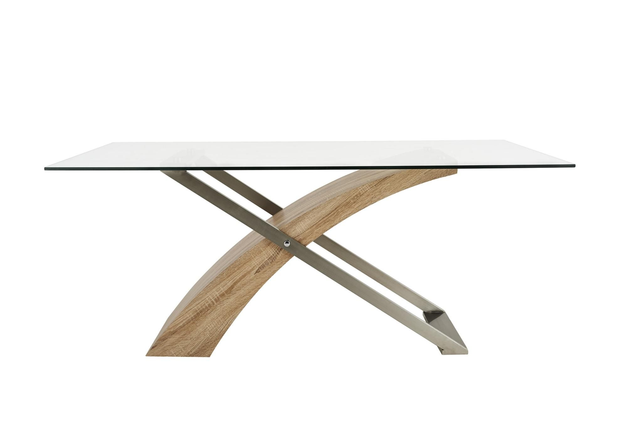 Glass Dining Table Evolution Dining Furniture from Furniture