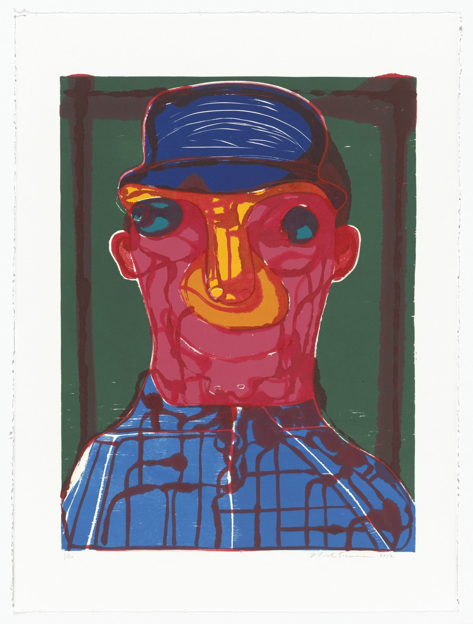 WEEK 1 PINS 10/1/17 Nicole Eisenman. Untitled (for Parkett