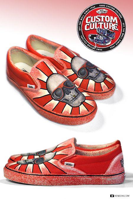 31a58a362e86cd 14 Vans shoes skull design