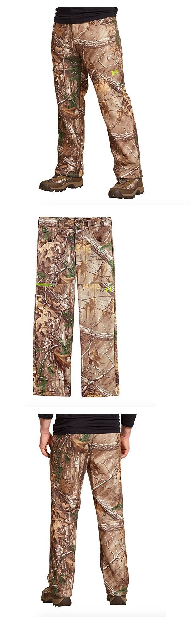under armour camo fleece pants