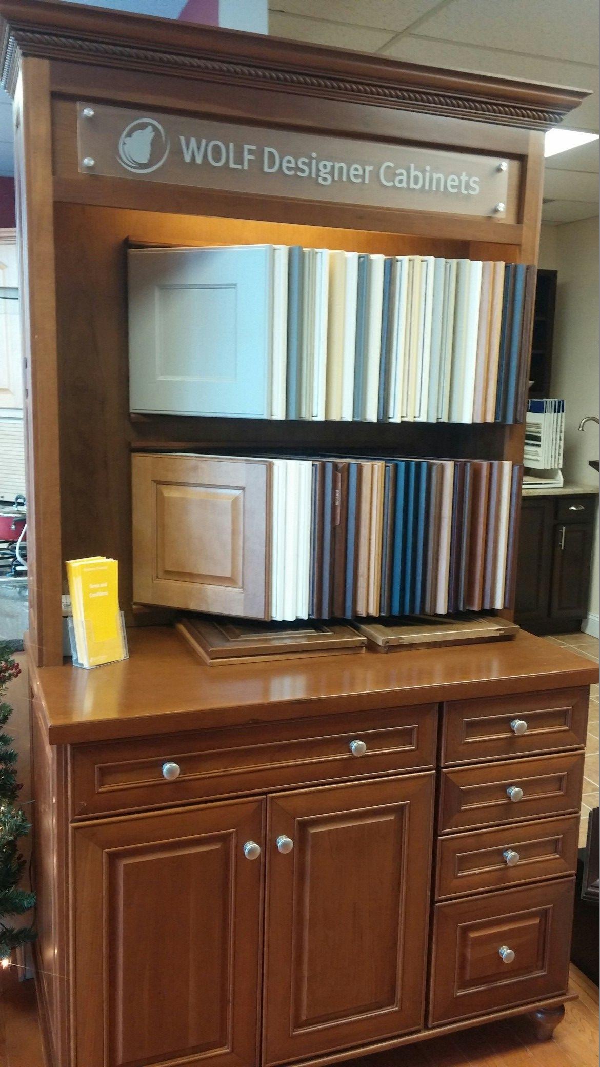 Wolf Designer Cabinets - Kitchen Cabinets