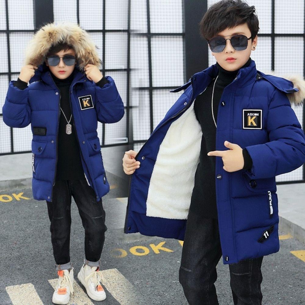 Kid Winter Jacket A Boy Park 12 Children S Clothing 13 Boys 14 Winter Clothing 15 Jacket 16 Thick Cotton T Kids Winter Jackets Winter Jackets Childrens Clothes [ 1000 x 1000 Pixel ]