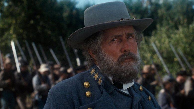 Gettysburg The Movie Martin Sheen Amazing As Gen Robert Edward