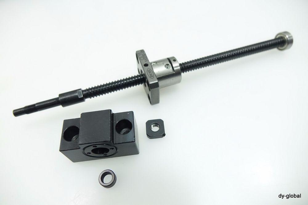 ISSOKU Used GTR1505C5+192L BK12+BF12 Ground Ball Screw Z Axis BSC-I-236=ID65