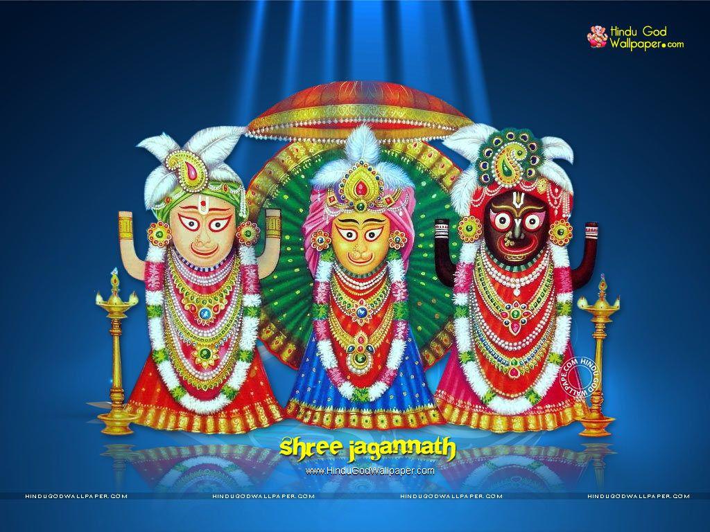 Download Shree Jagannath HD Wallpapers with Free Shi