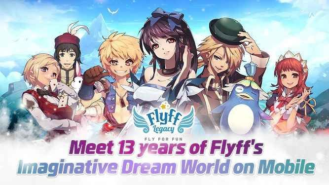 Flyff Legacy Mod Apk Aka Fly For Fun Arrived On Android Its An