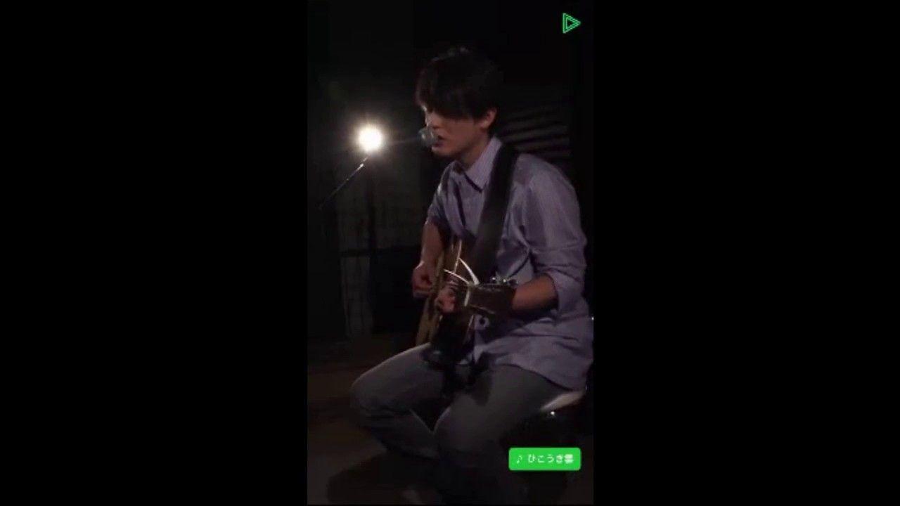 Hiroya Ozaki Hikoukigumo The Wind Rises Theme Song Cover Line Live
